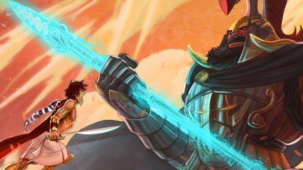 Vid�o : Ilios Betrayal of Gods : trailer Kickstarter