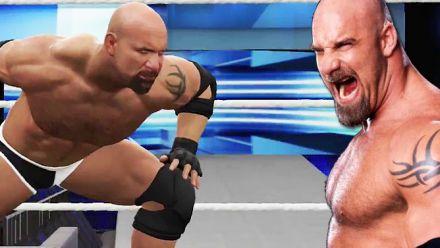 Vid�o : WWE 2K17 : Bande-annonce Pack Goldberg