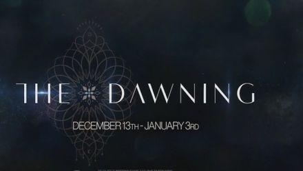 Vidéo : Destiny Les Seigneurs de Fer ׃ The Dawning Trailer