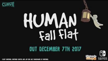 Vid�o : Human Fall Flat : Trailer Switch