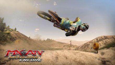 Vid�o : MX vs ATV Supercross Encore Trailer Edit