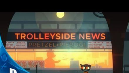 vidéo : Night in the Woods Announce Trailer