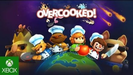Vid�o : Overcooked Trailer lancement (2016)