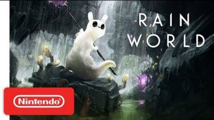 Vid�o : Rain World : Trailer de sortie sur Switch