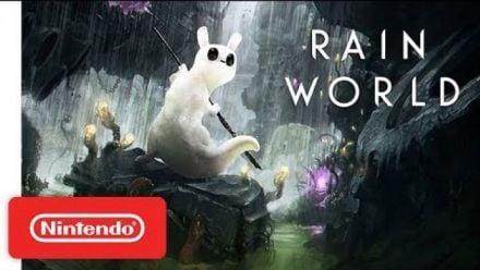 Vidéo : Rain World : Trailer de sortie sur Switch