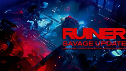 Vid�o : Ruiner : Savage Update trailer