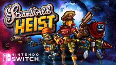 Vid�o : SteamWorld Heist Ultimate Edition : Trailer Switch