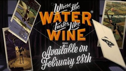 Where the Water Tastes Like Wine trouve sa date de sortie en vidéo