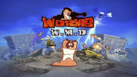 Vid�o : Worms WMD : l'arsenal des vers dévoilé en vidéo