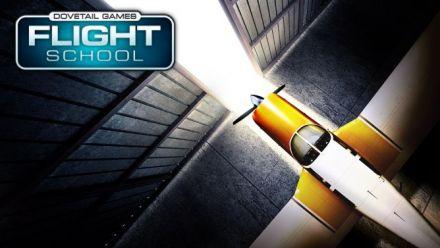 Vid�o : Le trailer de Dovetail Games Flight School