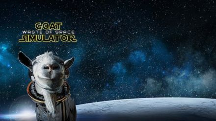 Vidéo : Goat Simulator : L'extension Waste of Space debarque sur PS4