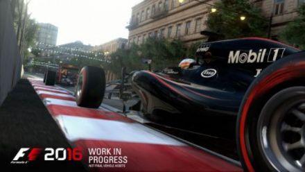 Vid�o : F1 2016 : Trailer de lancement (FR)