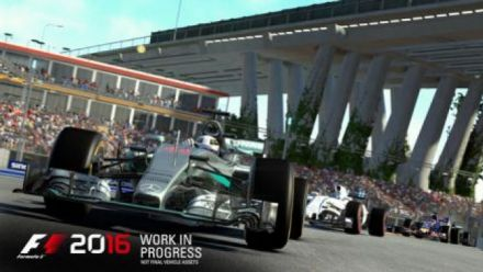 F1 2016 : Mode Carrière immersif