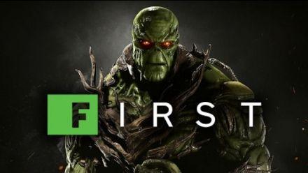 Vid�o : Injustice 2 : Swamp Thing