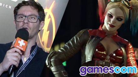 Vid�o : Injustice 2 : nos impressions Gamescom