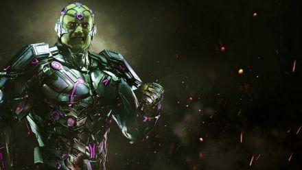 Vid�o : Injustice 2 : Présentation de Brainiac