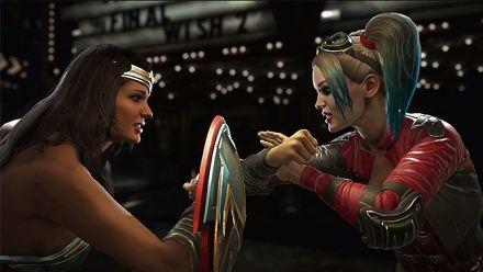 Vid�o : Injustice 2 : Gameplay Harley Quinn et Deadshot