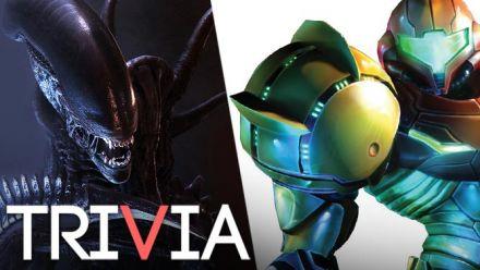 Vid�o : TRIVIA : Metroid, l'Alien du jeu vidéo