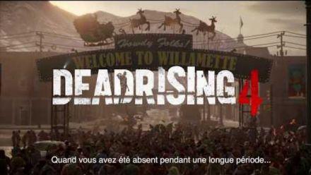 Vidéo : Dead Rising 4 PS4 : Annonce date de sortie