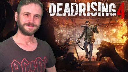 TEST vidéo de Dead Rising 4
