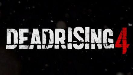 Dead rising 4 trailer d'annonce E3 2016