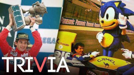 Vid�o : TRIVIA : Ayrton Senna et SEGA, je t'aime moi non plus !