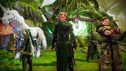 Vid�o : Neverwinter : trailer de lancement sur PS4