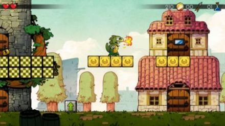 Vid�o : Wonder Boy The Dragon's Trap trailer de lancement