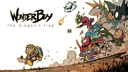 Vid�o : Wonder Boy The Dragon's Trap : Trailer Steam