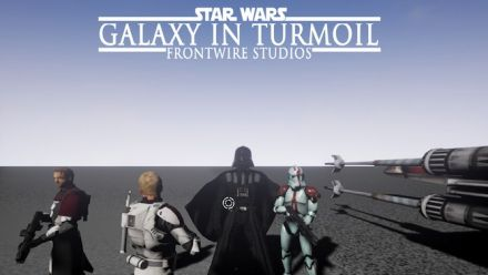 Vid�o : Galaxy in Turmoil : Premier Trailer
