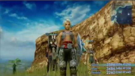 Vid�o : Final Fantasy XII - Gameplay PAX East 2017