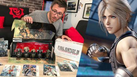 Vid�o : Final Fantasy XII The Zodiac Age : Unboxing de la version collector