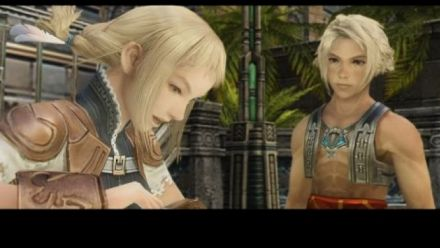 vid�o : Final Fantasy XII - Gameplay 1