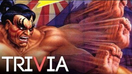 Vid�o : TRIVIA : Le personnage caché de la jaquette de Street Fighter II Turbo