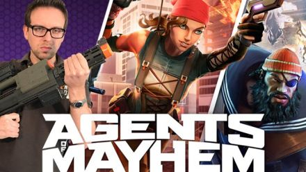 Vid�o : Agents of Mayhem : On y a joué, est-il aussi fun que Saints Row ?