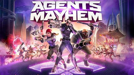 Vid�o : Agents of Mayhem : Trailer Les Badass Contre Les Méchants