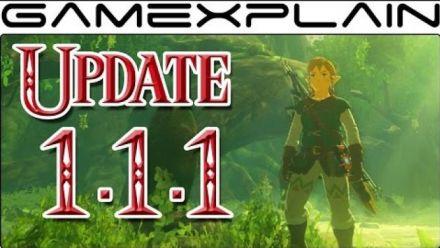 Vid�o : Zelda Breath of the Wild : Framerate après le patch 1.1.1