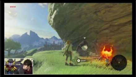 vidéo : Zelda Breath of the Wild : Gameplay Part 4