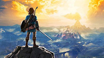 Vid�o : The Legend of Zelda Breath of the Wild en 4K (vidéo de Abyssus)
