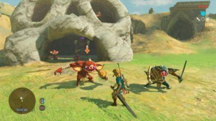 Vid�o : Zelda Breath of the Wild : Speedrun 100% partie 1