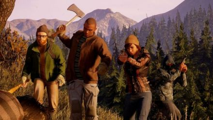 PAX-East 2018 State of Decay 2 Gameplay Video