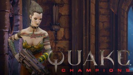 Quake champions : présentation de Slash