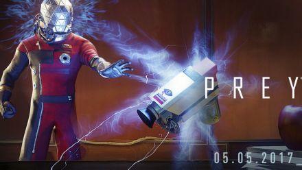 Prey : Trailer de lancement