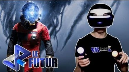 VR le Futur #032 : On teste PREY en réalité virtuelle sur PSVR