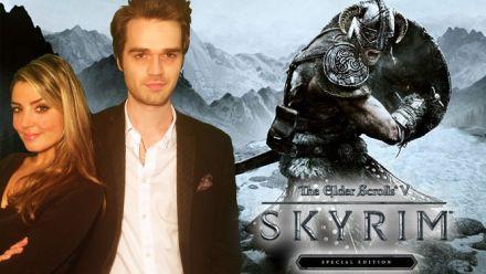 Vid�o : Skyrim Special Edition Emission #GameblogLive Vendredi 28 octobre