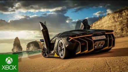 Vid�o : Forza Horizon 3 : Mise à jour 4K pour Xbox One X