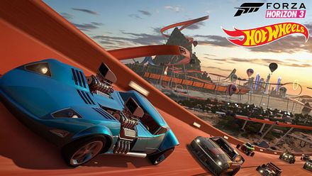 "Forza Horizon 3 - Trailer du DLC ""Hot Wheels"""