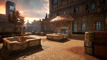 vidéo : Gears of War 4 : Survol de  Foundation