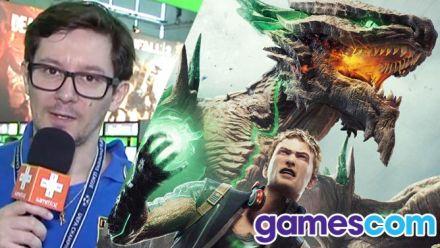 Vid�o : Scalebound : Nos impressions vidéo Gamescom 2016
