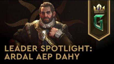 Vidéo : Leader Spotlight: Ardal aep Dahy